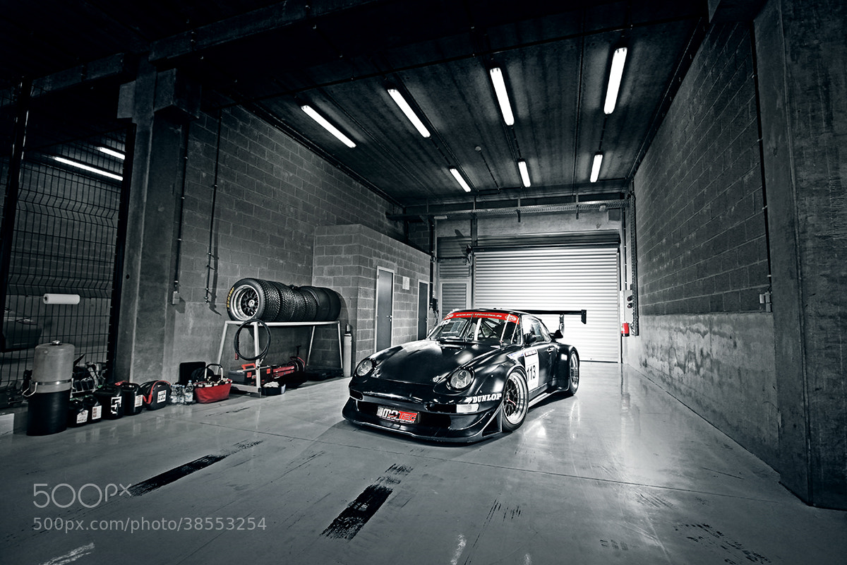 Photograph 911 GT2  by Konstantinos Sidiras on 500px