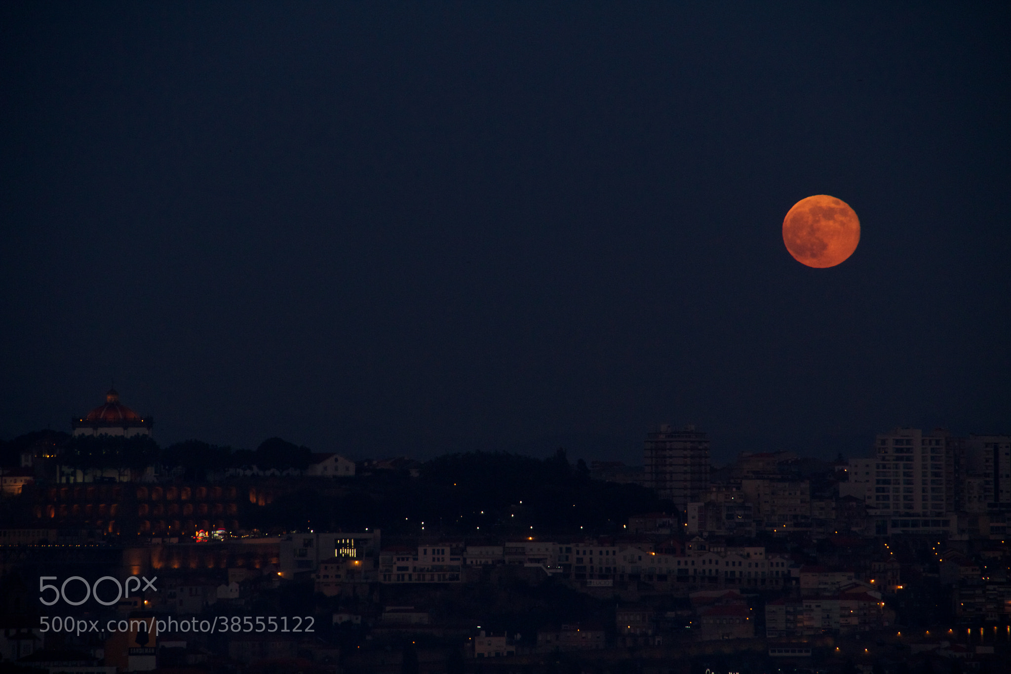 Photograph SuperMoon by Careca Com K on 500px
