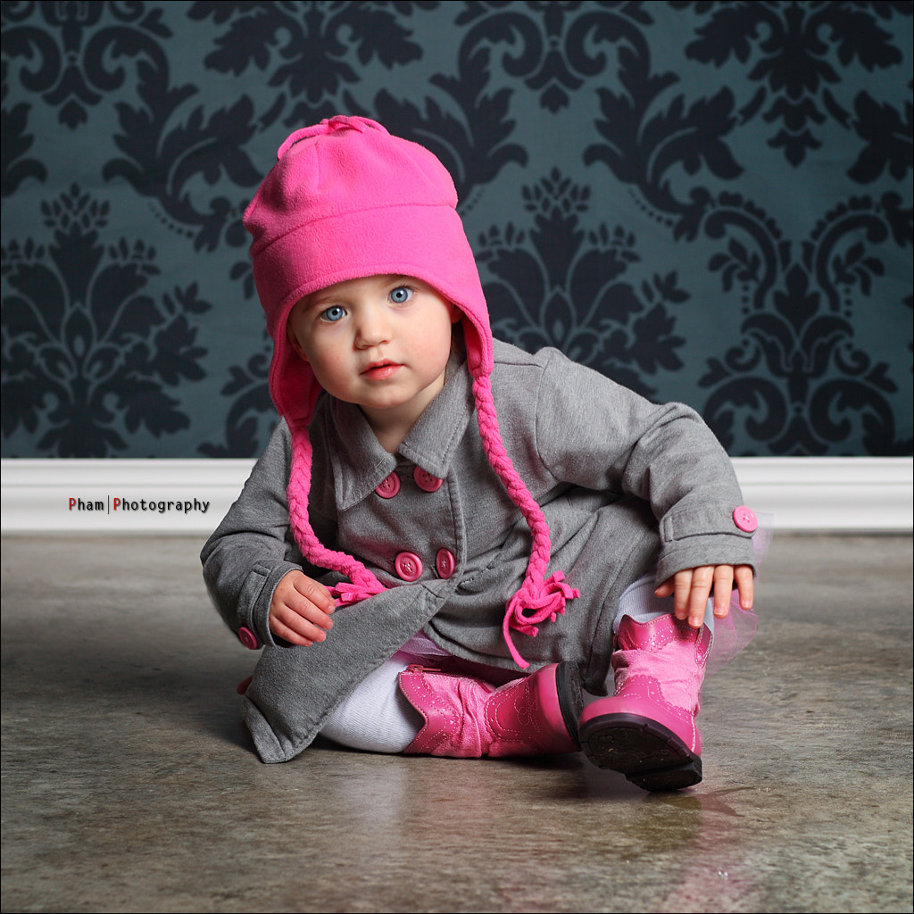 Photograph Lucy ~ little attitude by CT  Pham on 500px