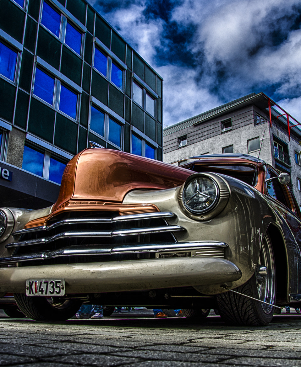 Photograph Car by Espen Hanssen on 500px
