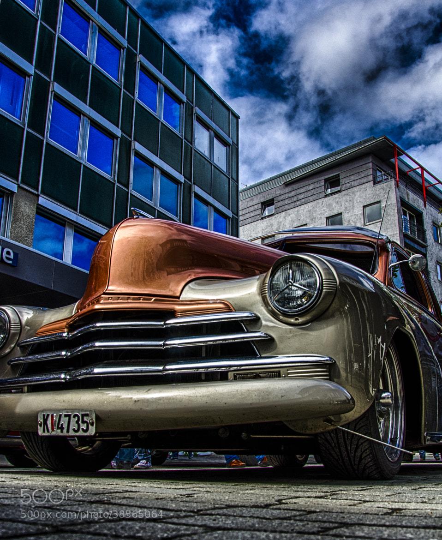 Photograph Car by Espen Hanssen on 500px