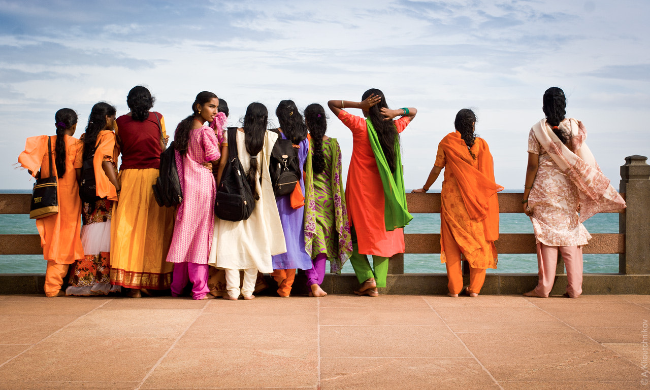 Photograph Something About Indian Women by Alex Kay on 500px