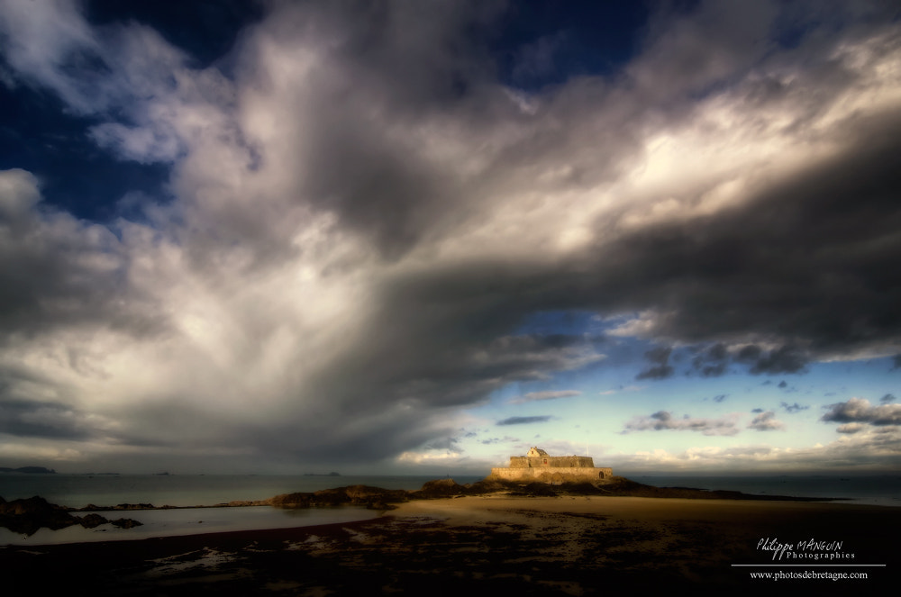Photograph Saint Malo by Philippe MANGUIN on 500px