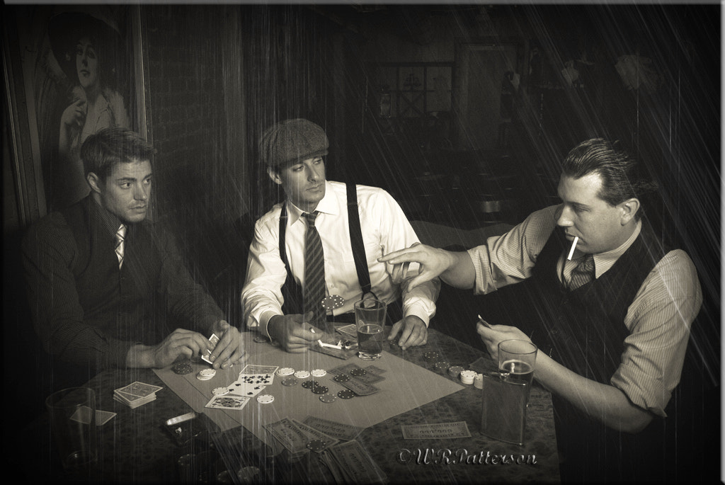 Photograph Aged poker game by Wales Patterson on 500px