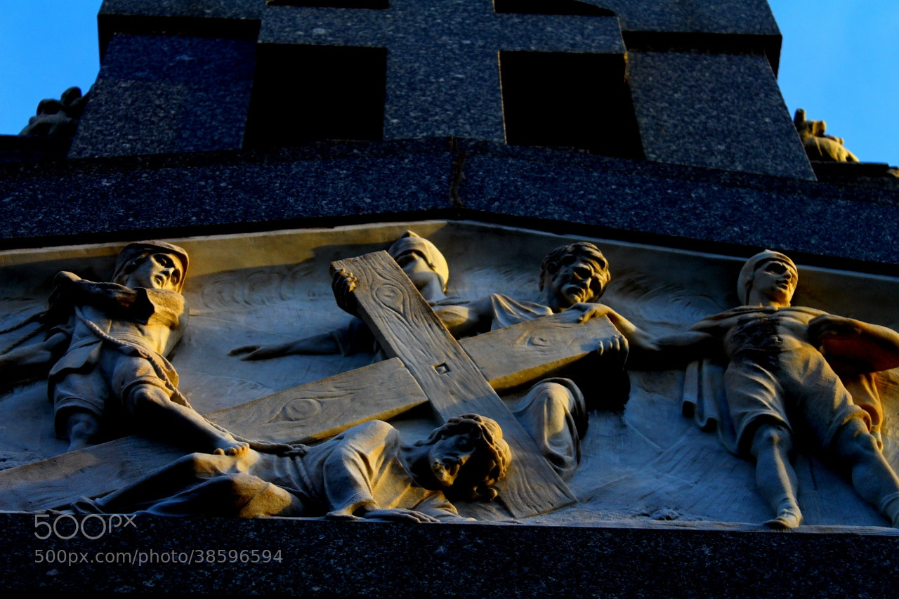 Photograph la cruz by Hugo Desch on 500px