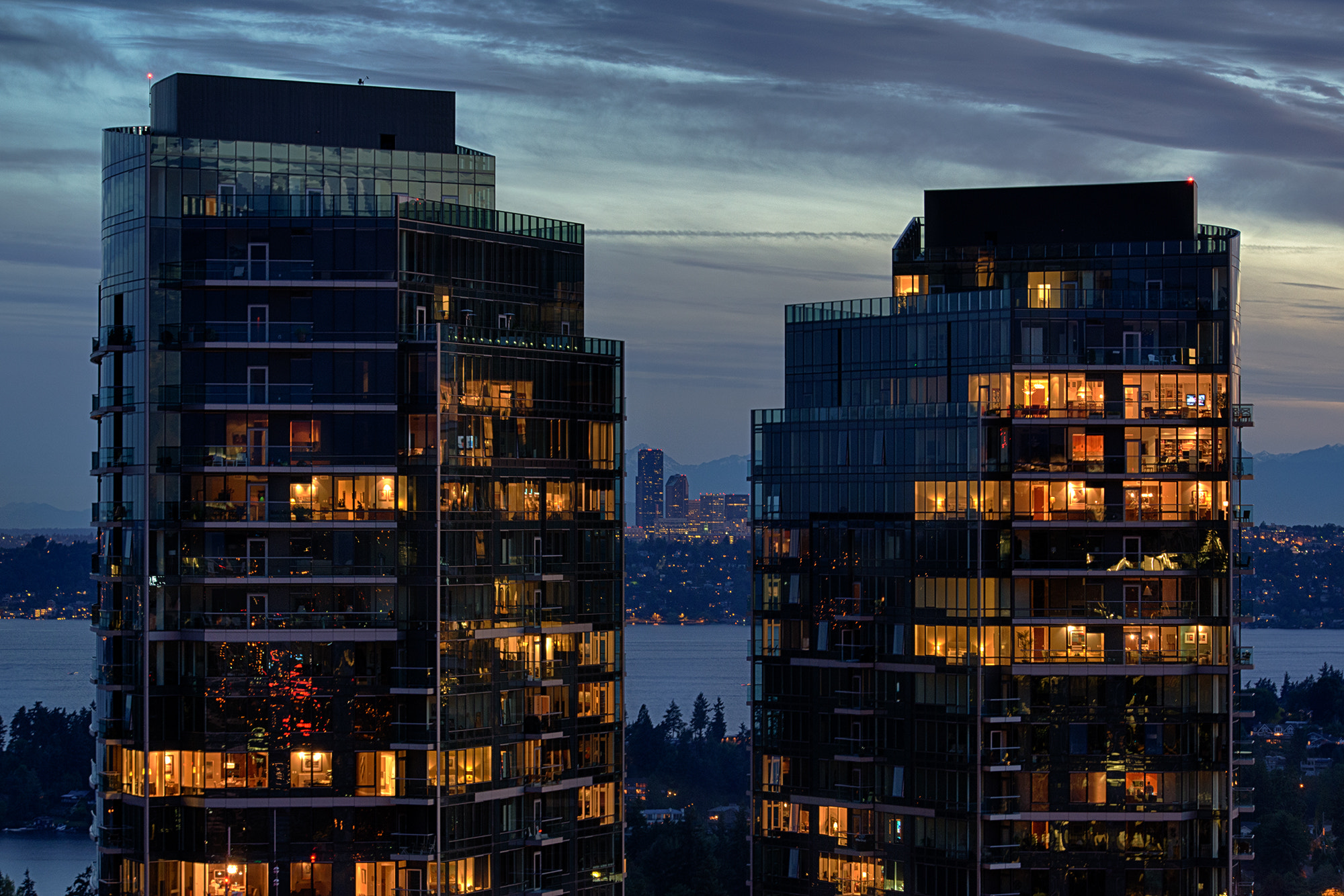 Photograph Bellevue HDR by Tobias Smith on 500px