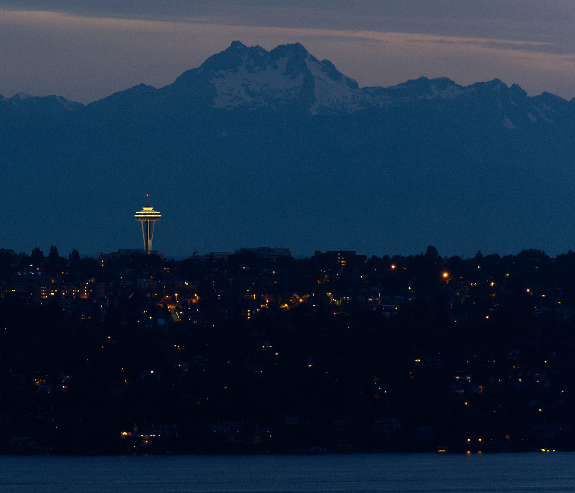Photograph Olympic Mountains by Tobias Smith on 500px