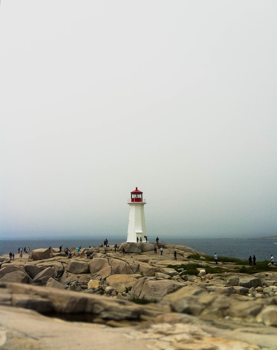 Photograph Peggy's Cove by Luc Leger on 500px