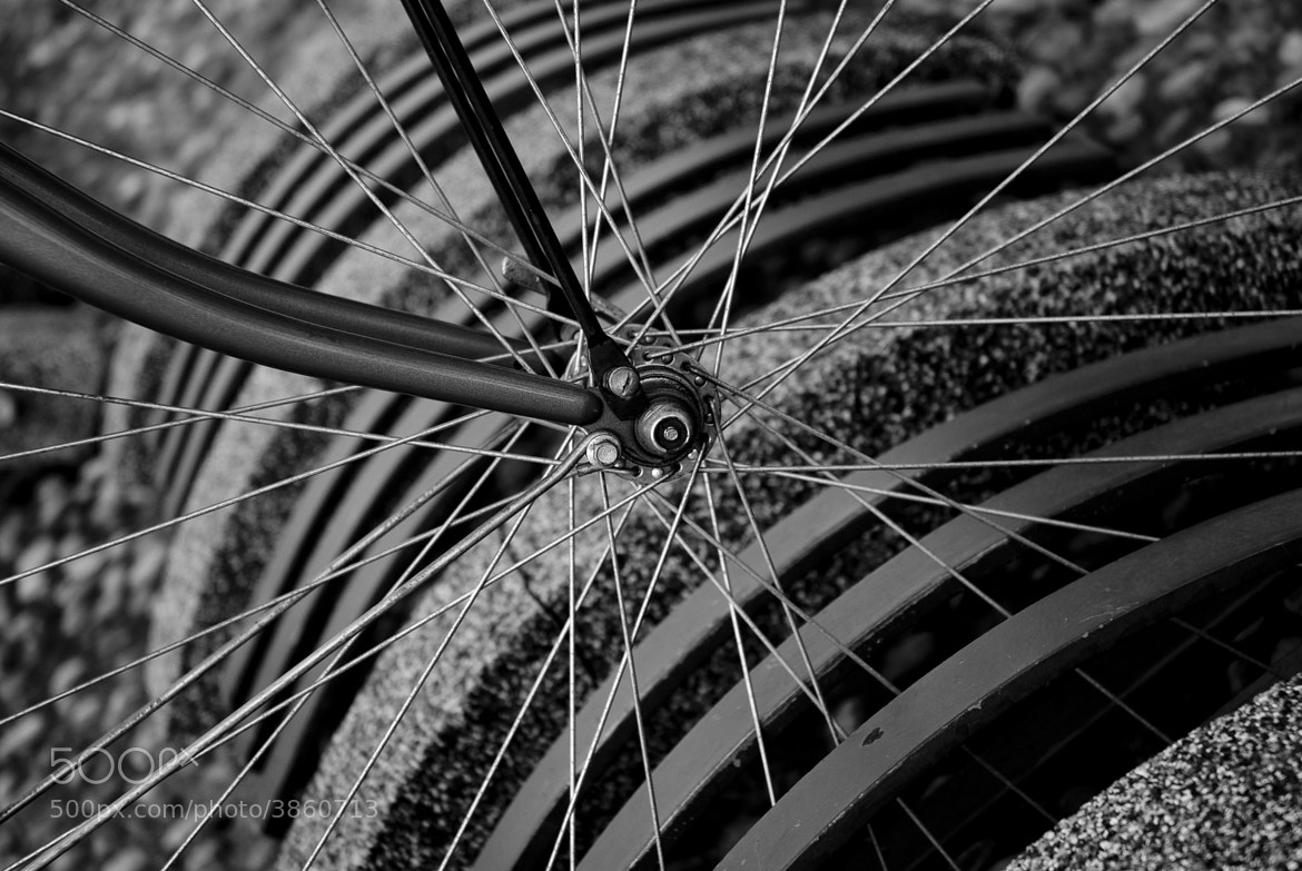 Photograph wheels within wheels by Marc Melander on 500px