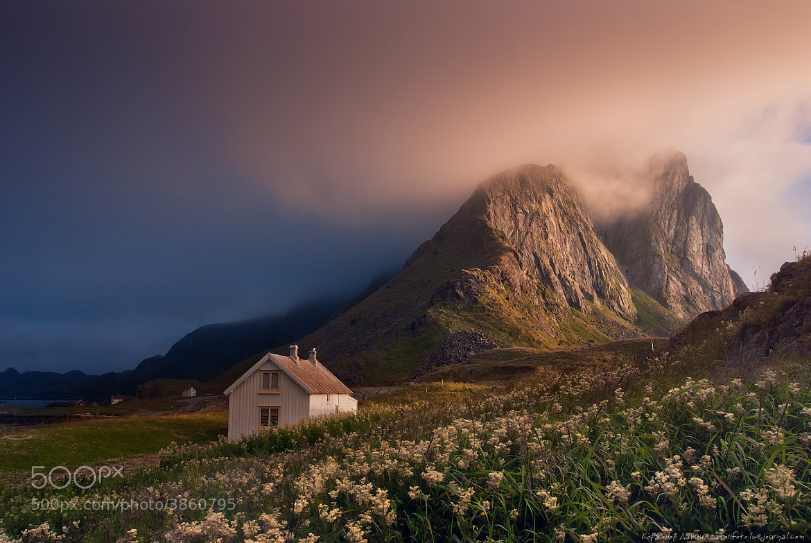 Photograph North vs South by Daniel Kordan on 500px