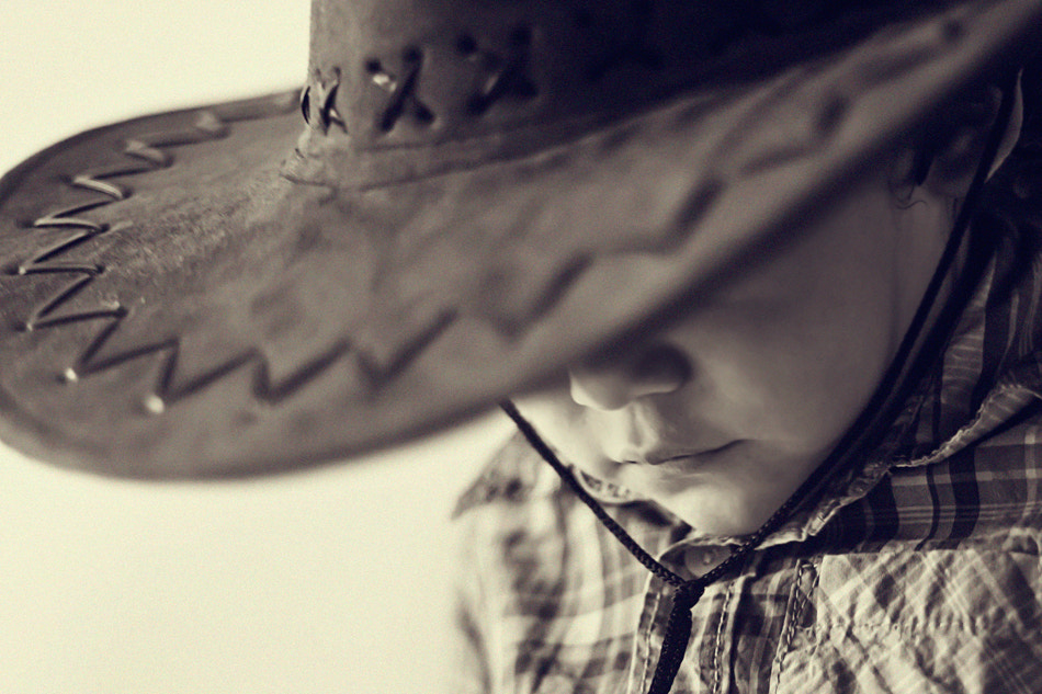 Photograph cowboy by giozi on 500px