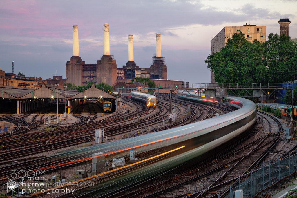 Photograph Battersea Power Station, London by Simon Byrne on 500px