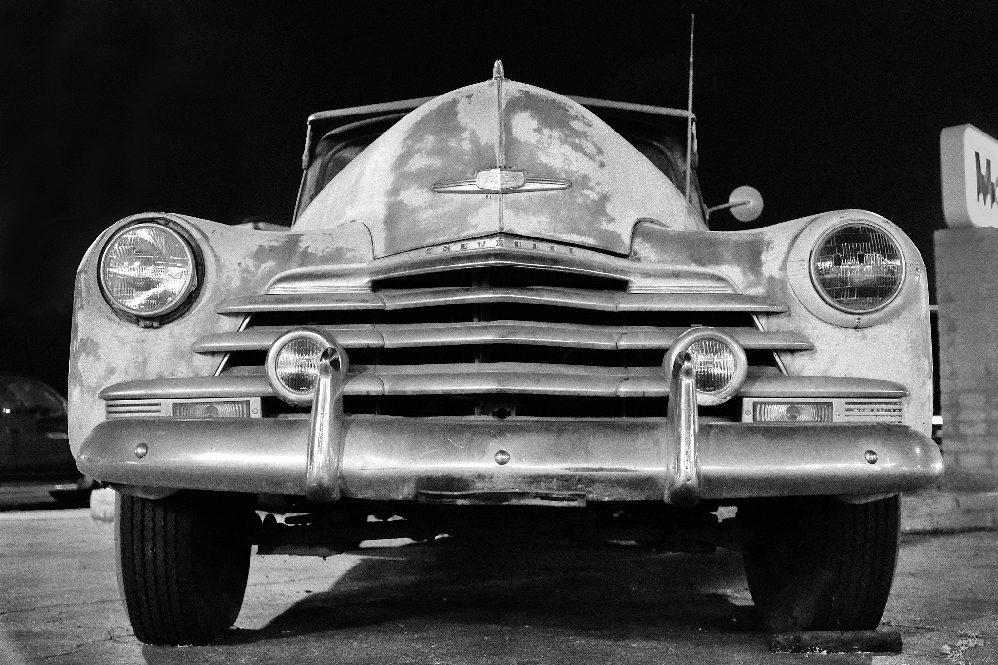 Photograph 1948 Chevy Fleetmaster  by Rich Cruse on 500px