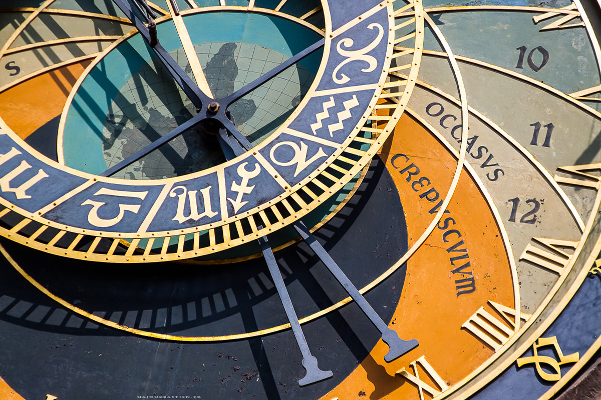 Photograph Horloge astronomique by Bastien HAJDUK on 500px