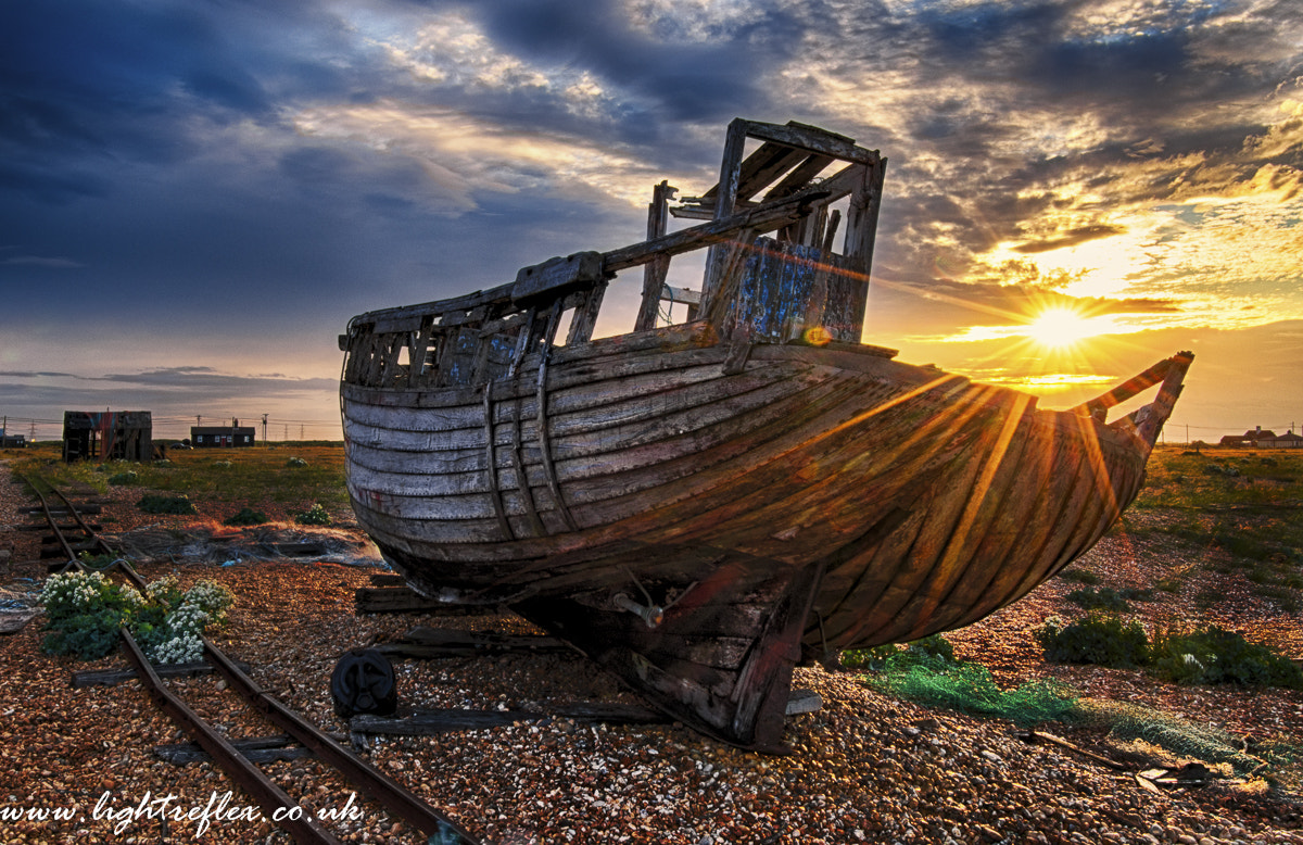 Photograph Dungeness sunset 2 by Tuan Nguyen on 500px