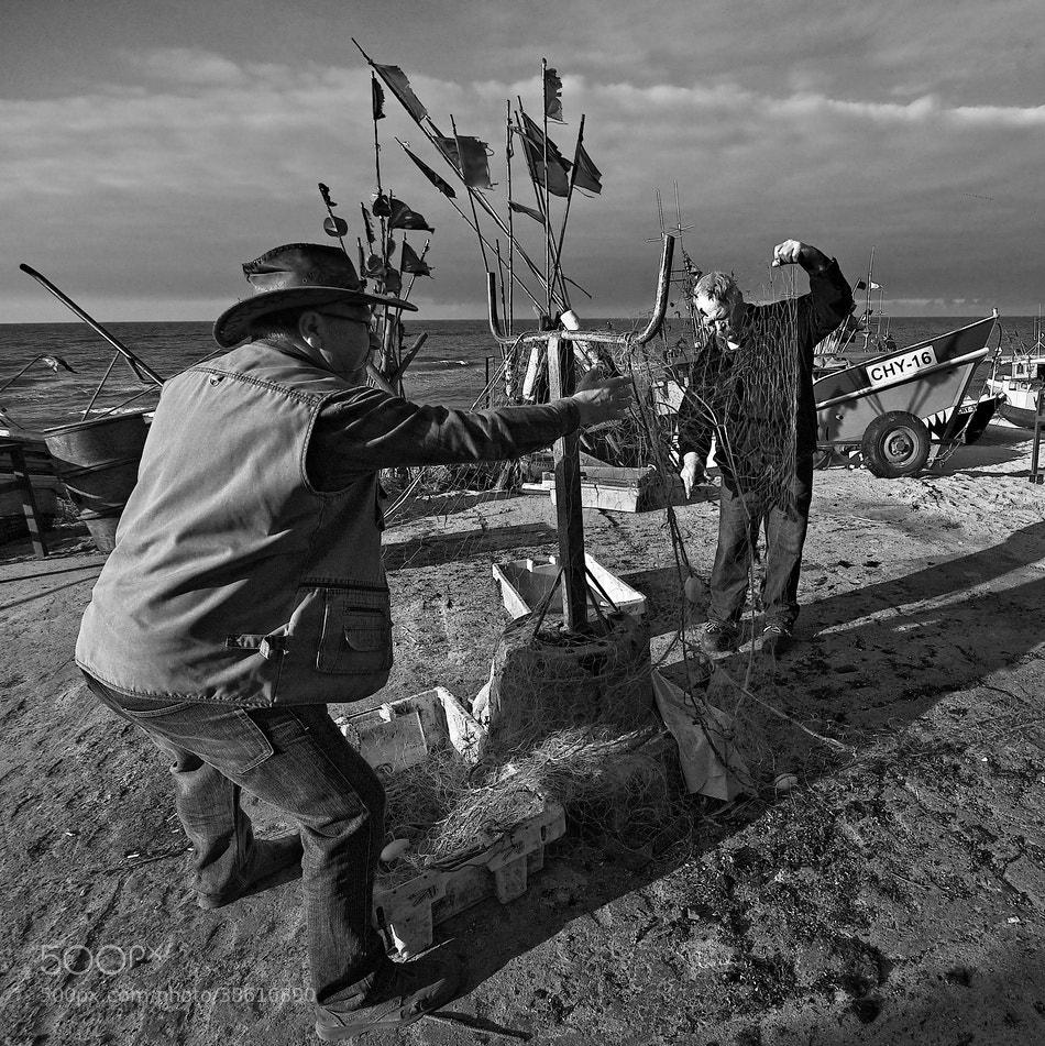 Photograph fisherman dance by Artur Stefanowski on 500px
