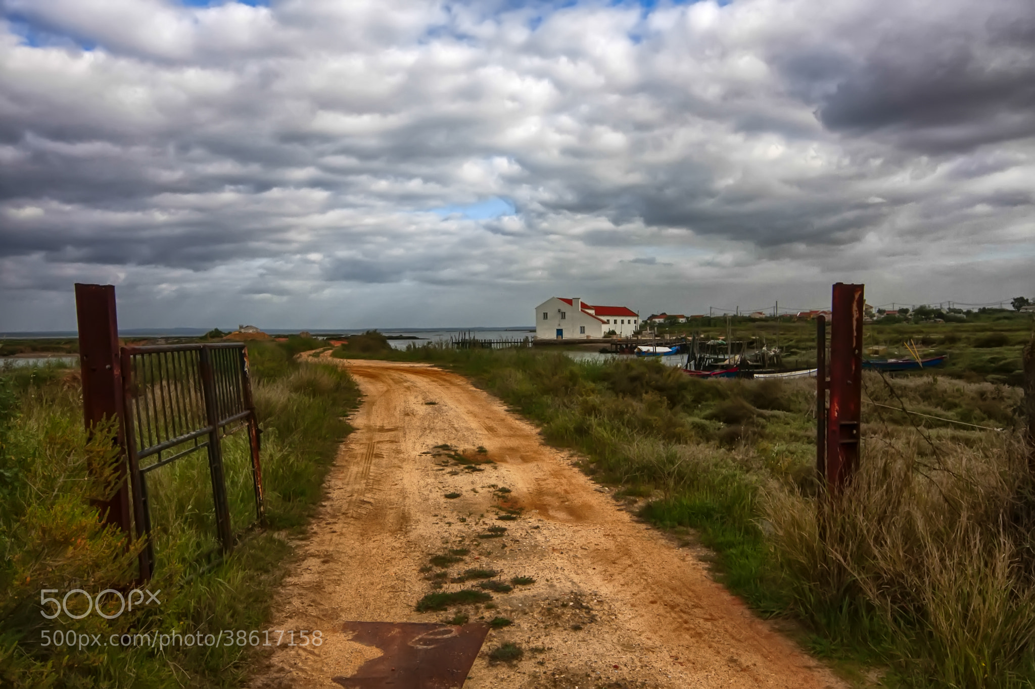 Photograph Open gates by Jorge Orfão on 500px