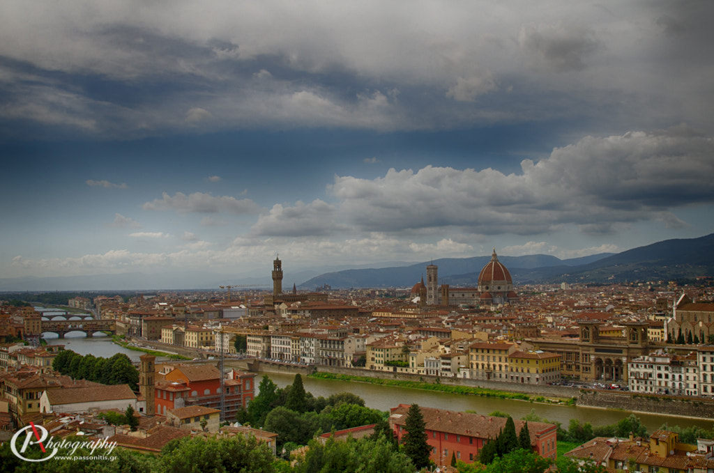 Photograph Piazzale Michelangelo by Panagiotis Assonitis on 500px
