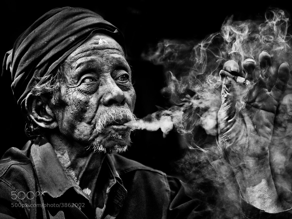 Photograph smoke by junaidi sudirman on 500px