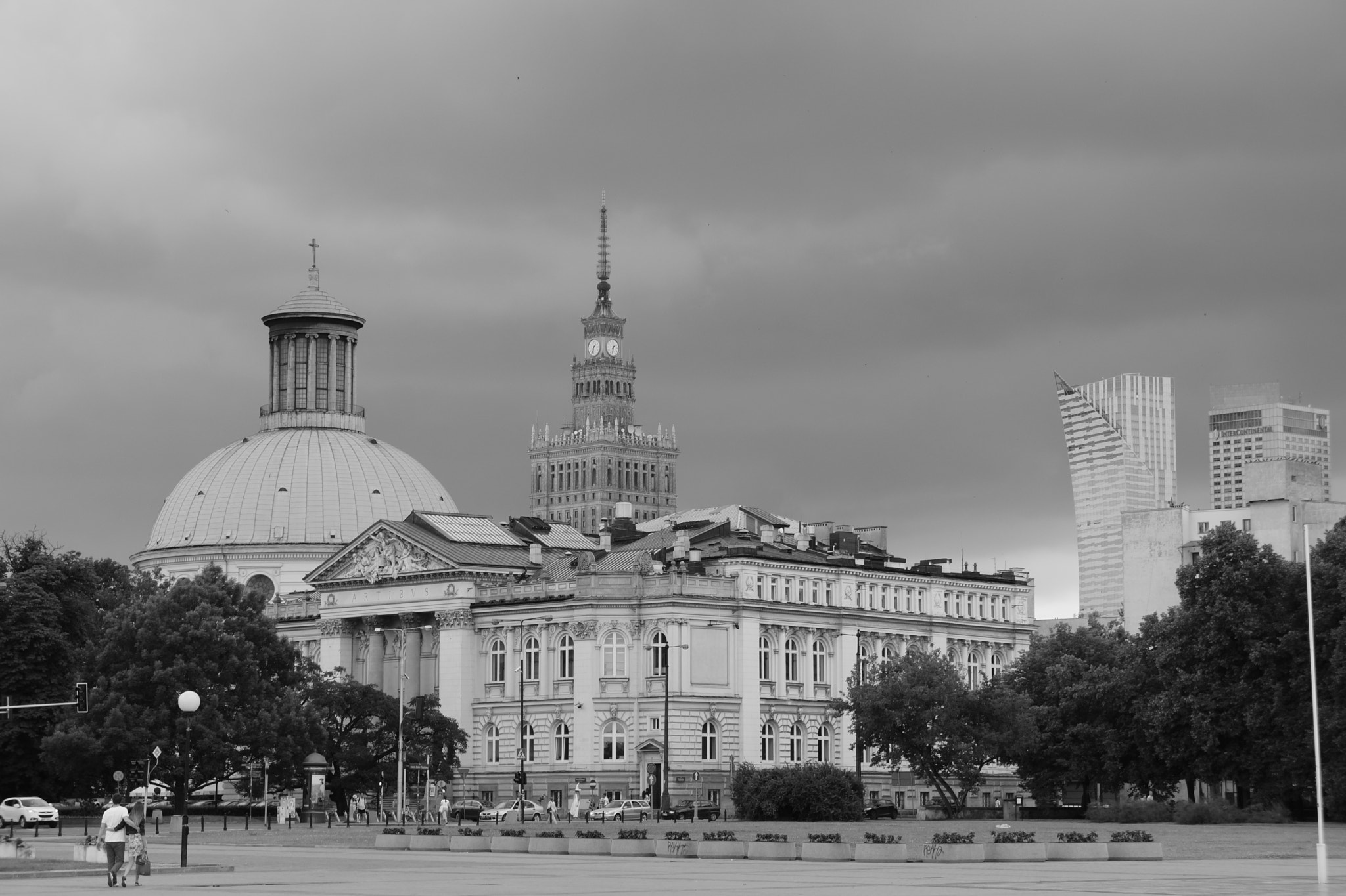 Photograph Warszawa: a city of all epochs. by Oleksandr Maistrenko on 500px
