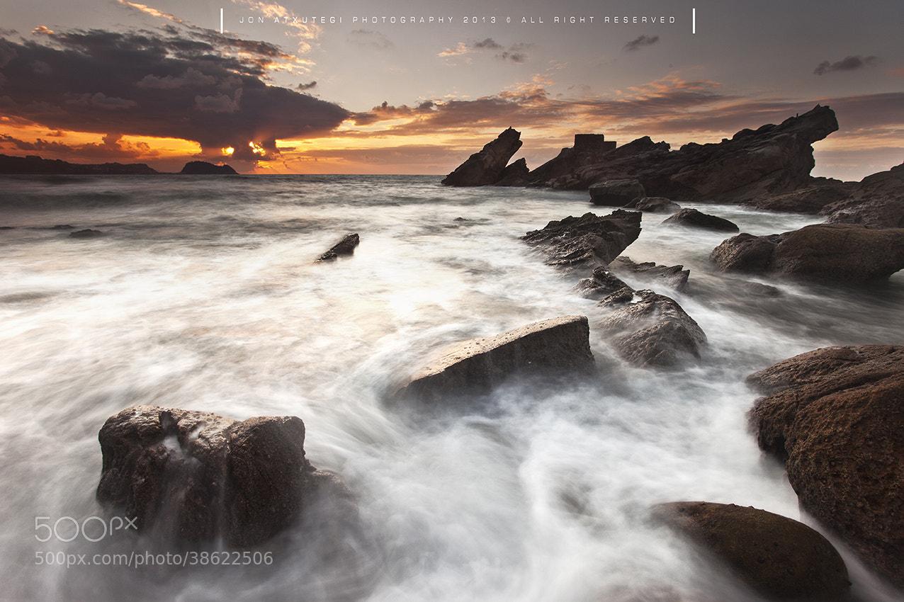 Photograph Walking the rocks by Jontake . . on 500px