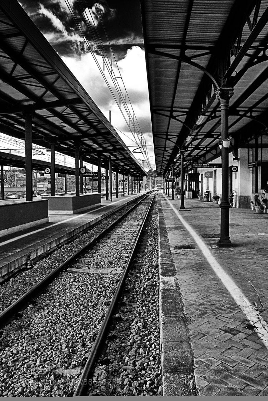 Photograph Stazione FS Caltanissetta Xirbi by Fabio La Monica on 500px