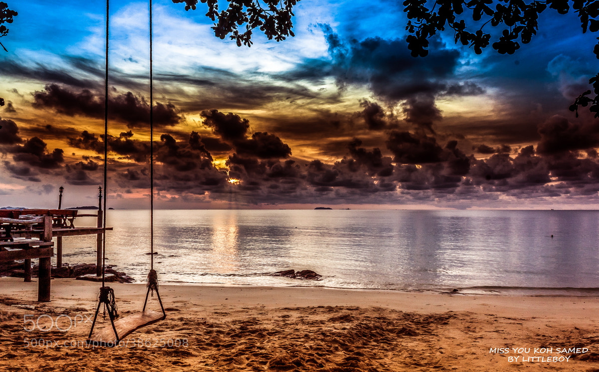 Photograph Koh Samed Thailand 2013 by Tao Littleboy on 500px