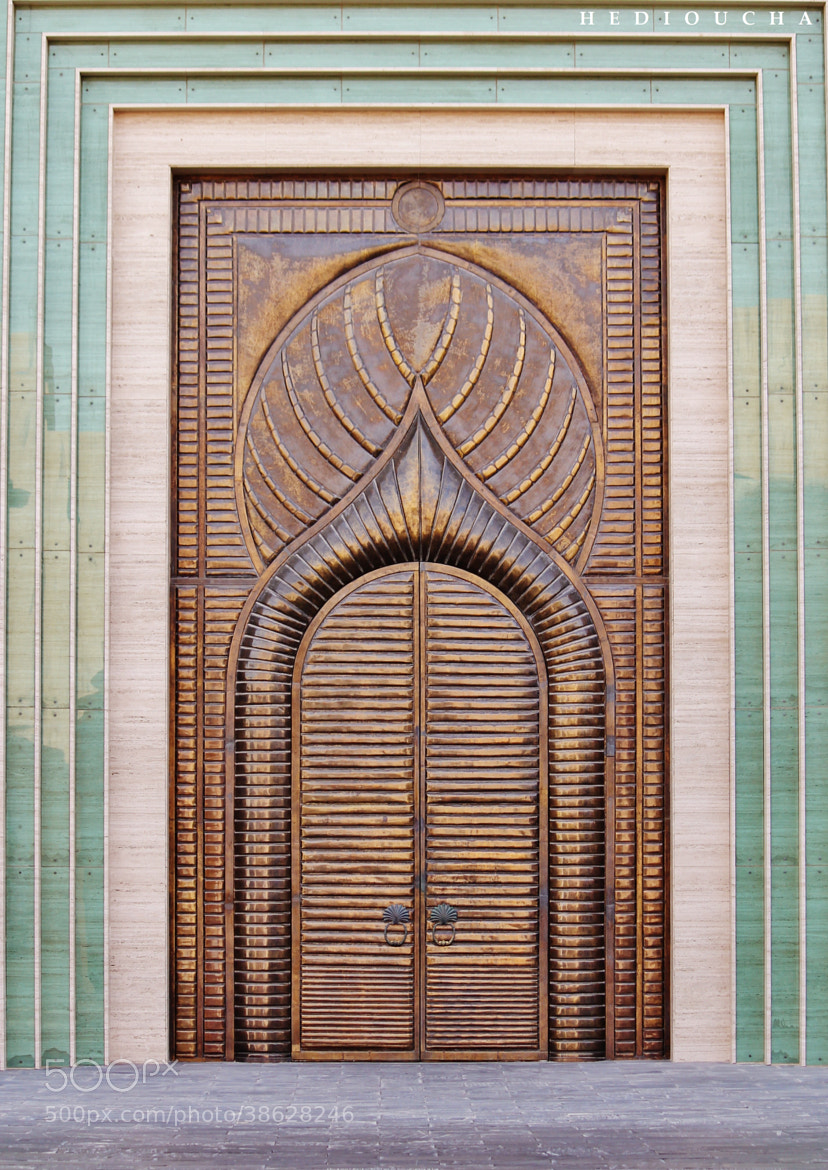 Photograph The Arena's Door by Hedia Hedioucha on 500px