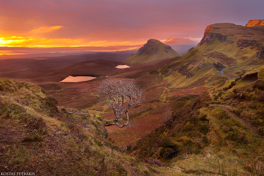 Photograph Sunrise at Quiraing by Kostas Petrakis on 500px