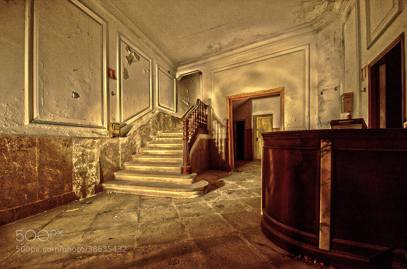 Photograph dirty hotel by Albert Galì on 500px