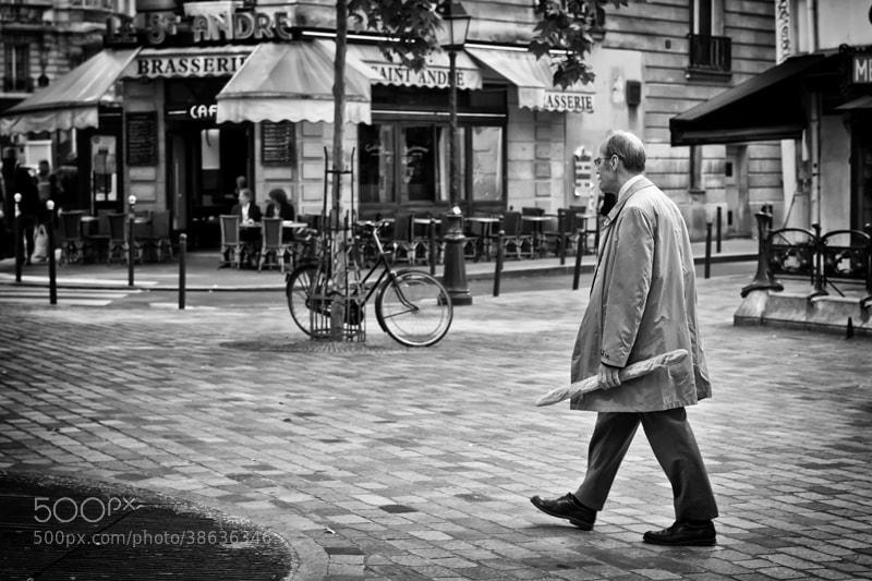 Photograph La baguette by patrick plazzi on 500px