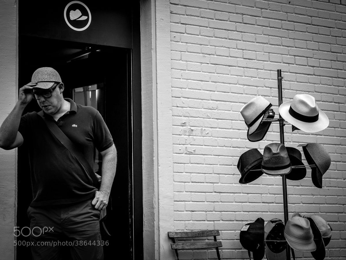 Photograph hat attack by phil outside on 500px