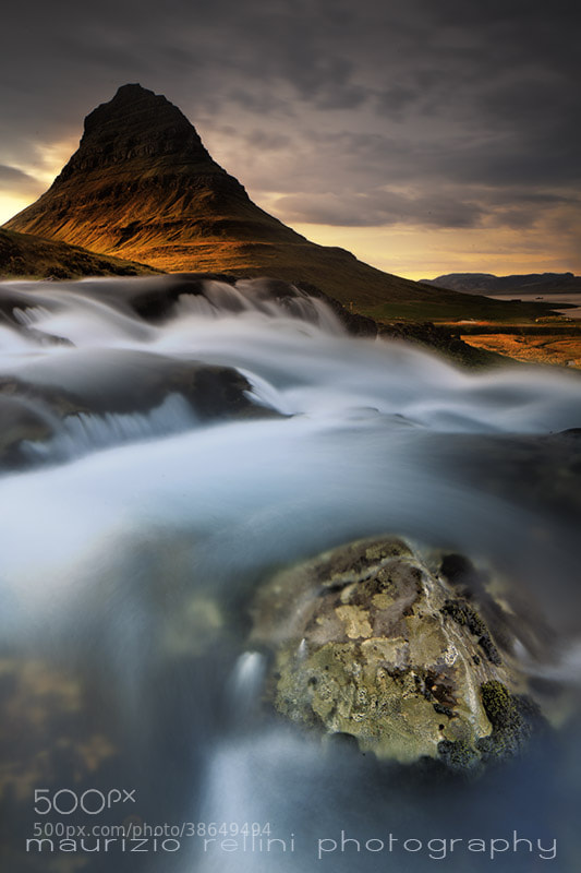 Photograph Kirkjufell, Iceland by Maurizio Rellini on 500px