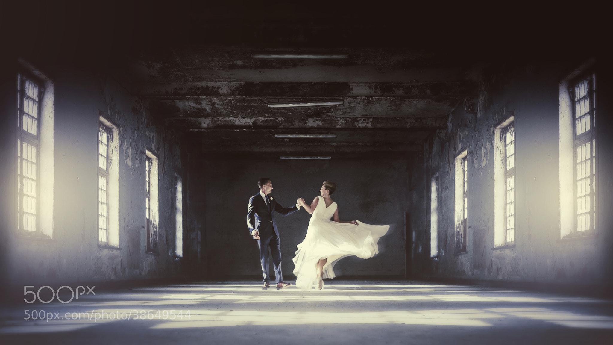Photograph First Dance by Kurt Vandeweerdt on 500px