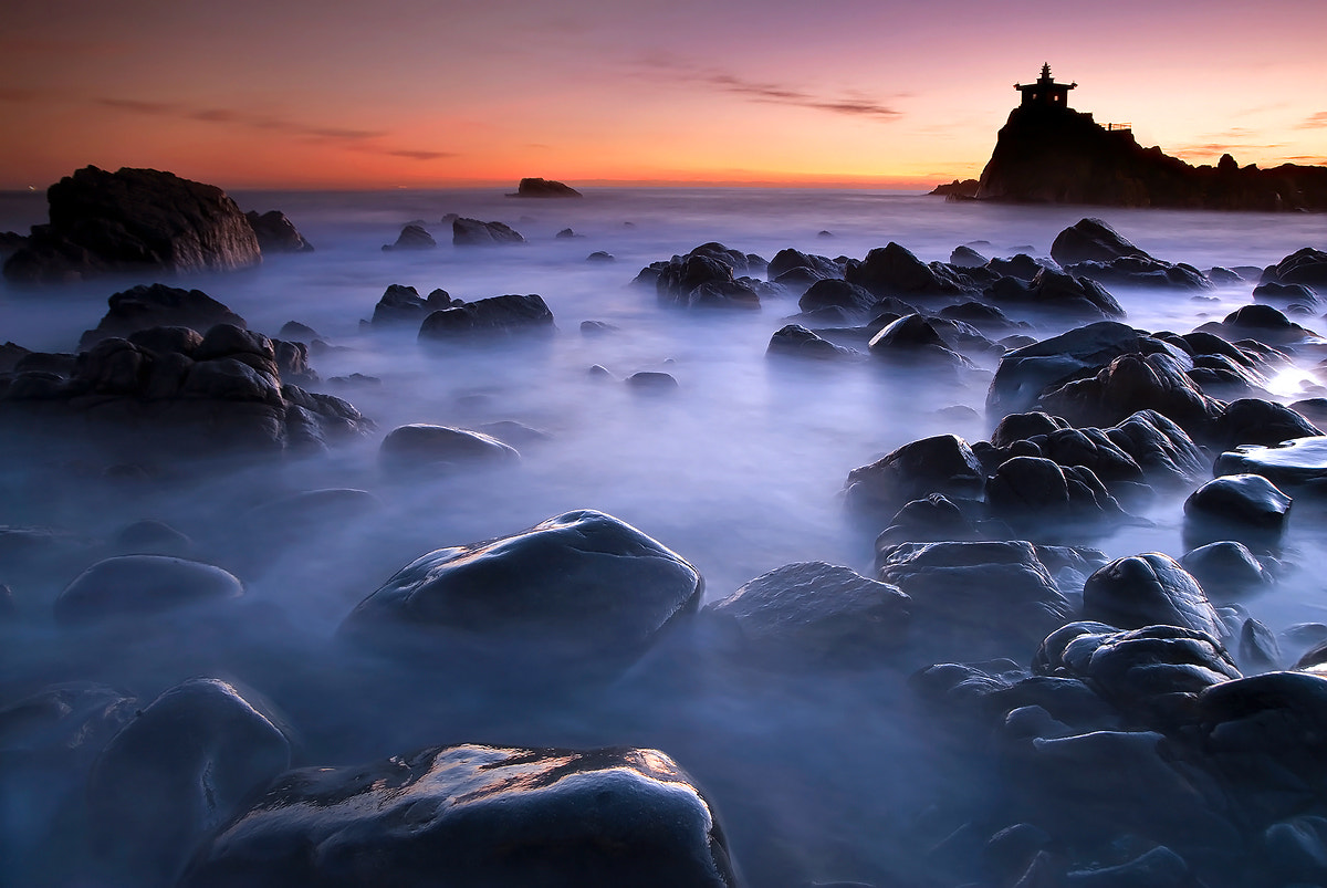 Photograph The Sea by Chigun Nam on 500px