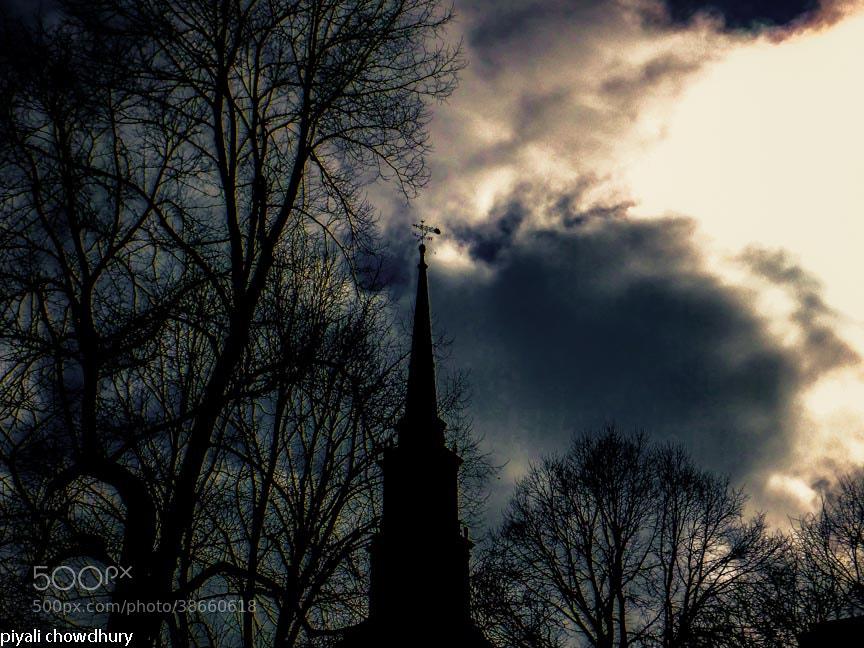 Photograph darkness by Piyali Chowdhury on 500px