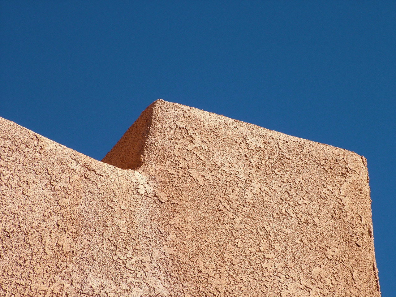 Photograph Adobe Parapet by Sandee Gass on 500px