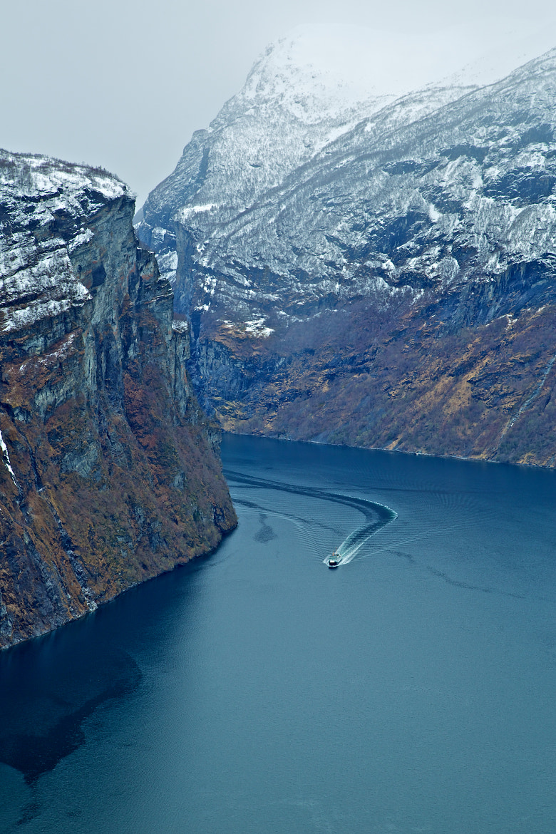 Photograph Geirangerfjord, Norway by Europe Trotter on 500px