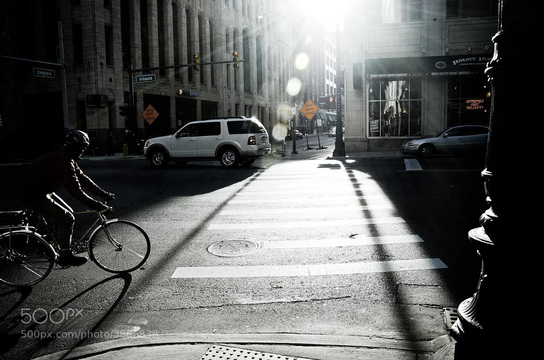 Photograph A CIty Street by Ryan Kasak on 500px