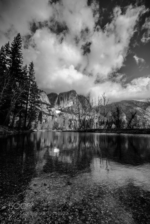 Photograph Dry Waterfalls by Dominic  Tarabochia on 500px
