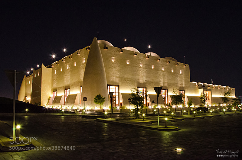 Photograph Abdul Wahhab Mosque, Qatar by Fitria Ramli on 500px