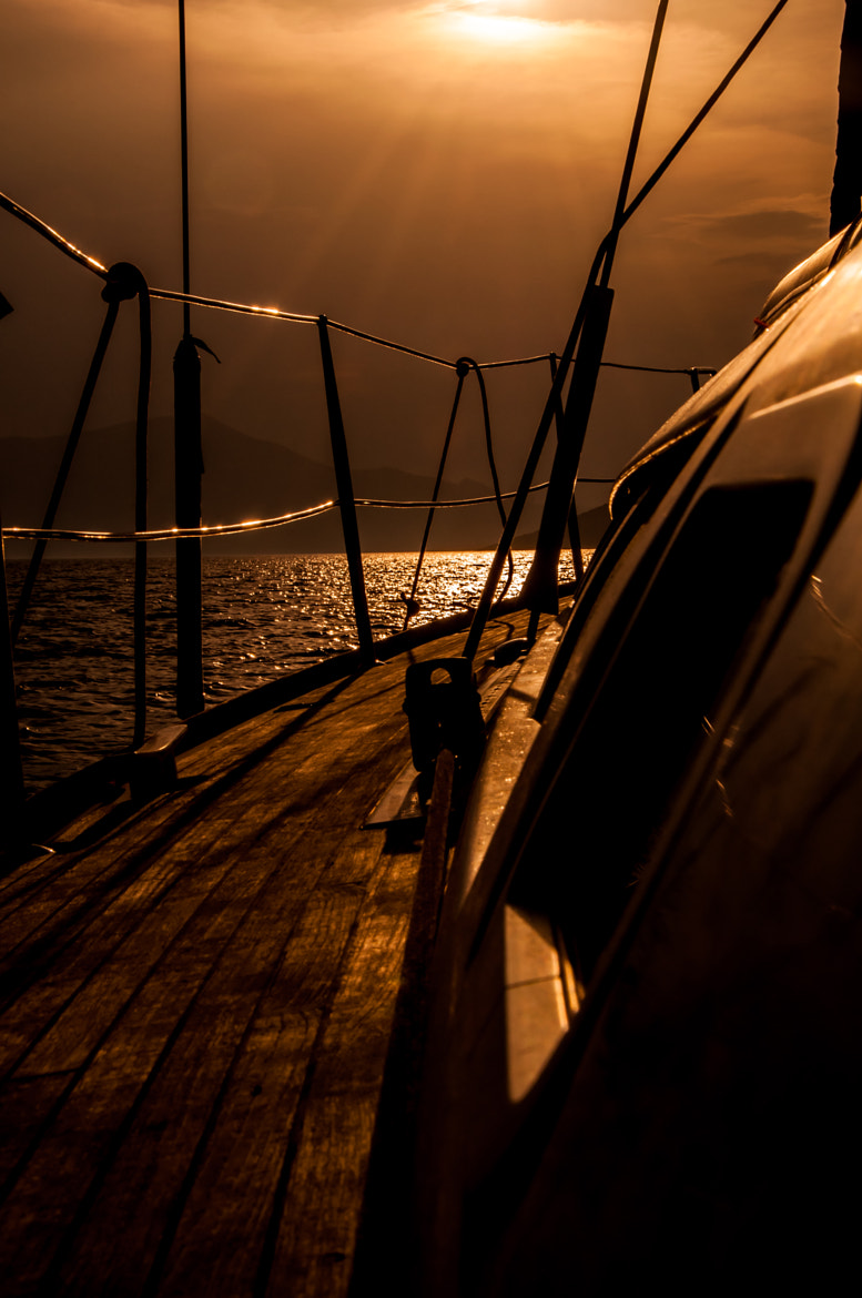 Photograph morning deck by Andi Cretu on 500px