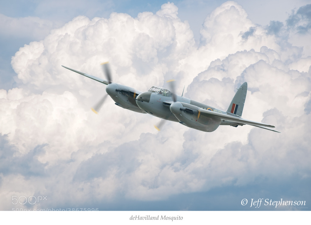Photograph deHavilland Mosquito by Jeff Stephenson on 500px