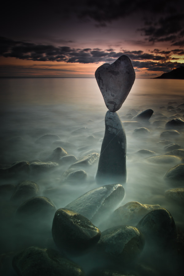 Photograph Heart of stone by John Trent on 500px