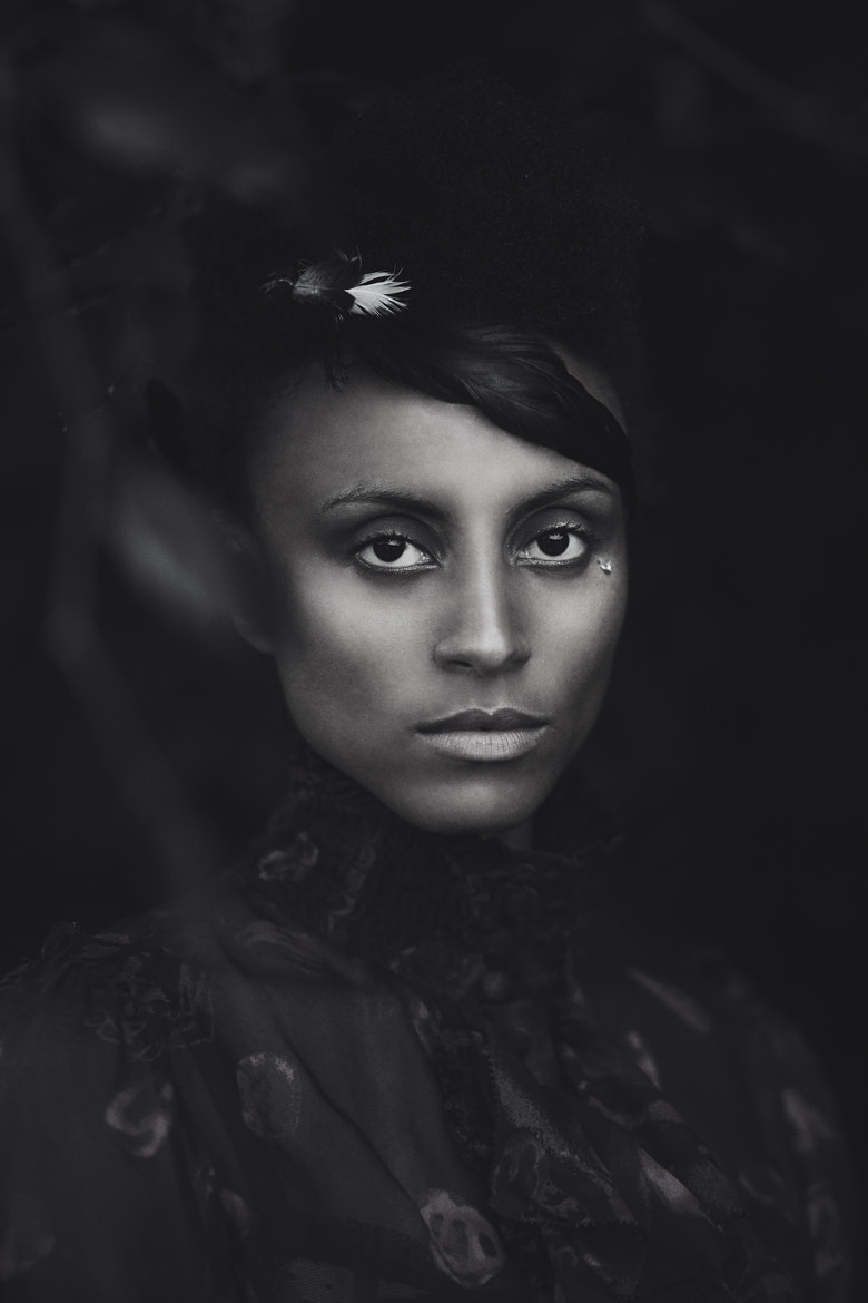 Photograph Portrait at Dusk by Eve  North on 500px