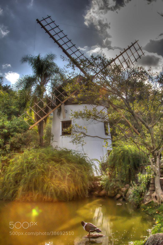 Photograph Windmill by Vanius Roberto Bittencourt on 500px