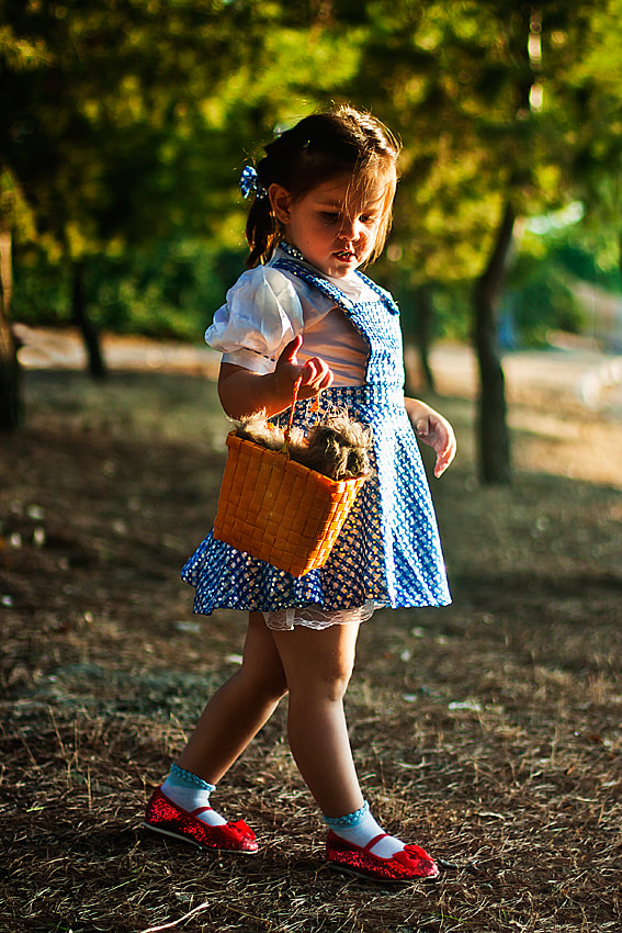Photograph Little Dorothy by giozi on 500px