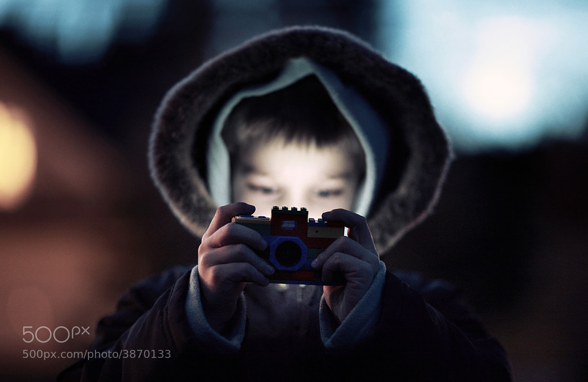 Photograph His Lego camera by Sparth (Nicolas Bouvier) on 500px