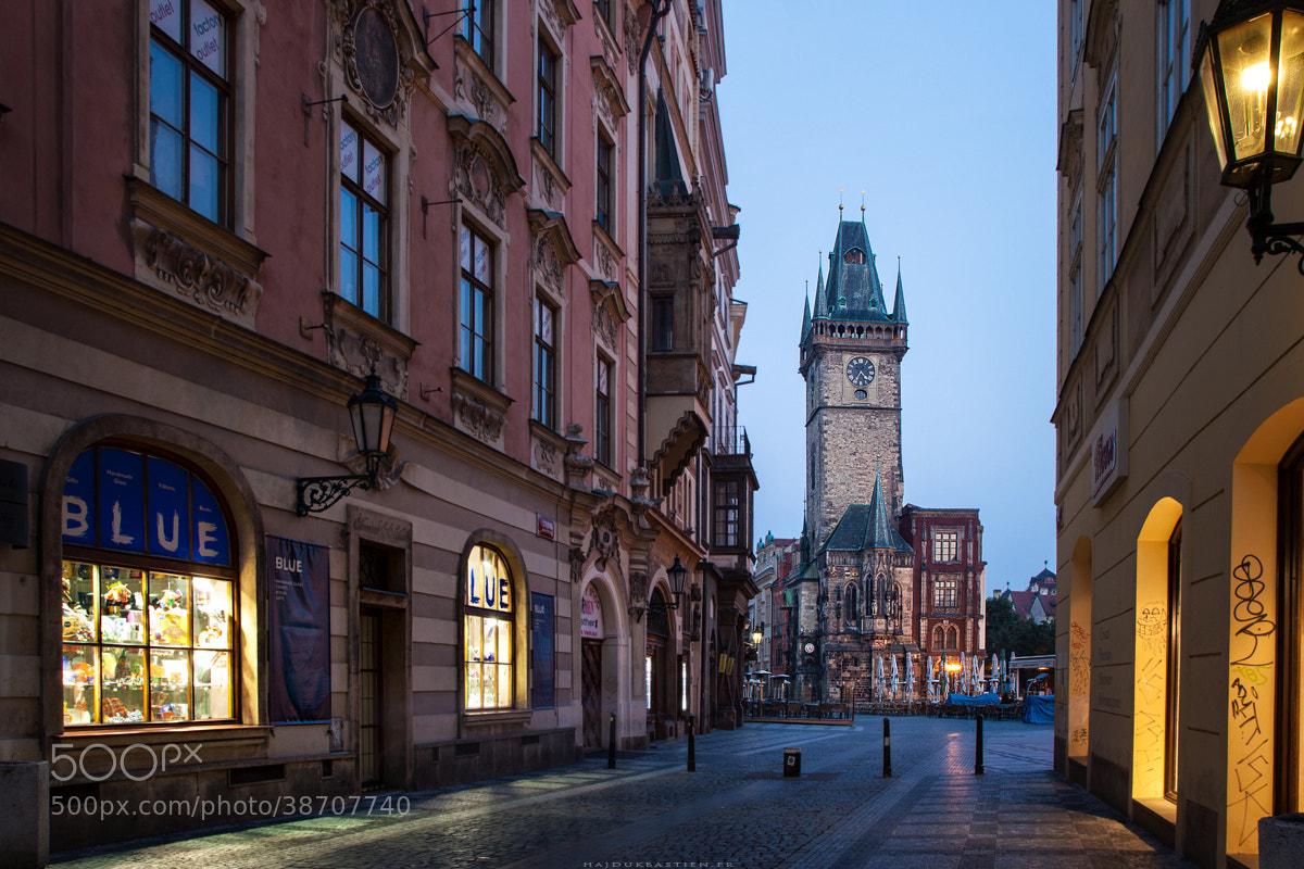 Photograph Place de la vieille ville by Bastien HAJDUK on 500px