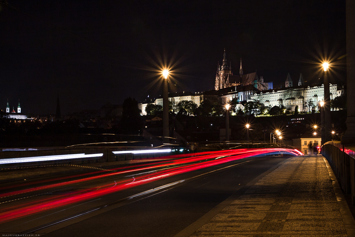 Photograph Castle of Prague by night by Bastien HAJDUK on 500px